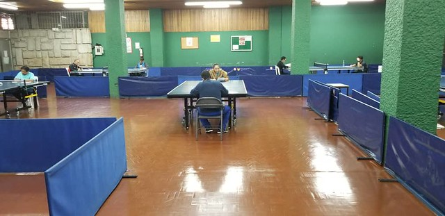 Ecuador (Quito) - ITTF Level Three Coaching Course