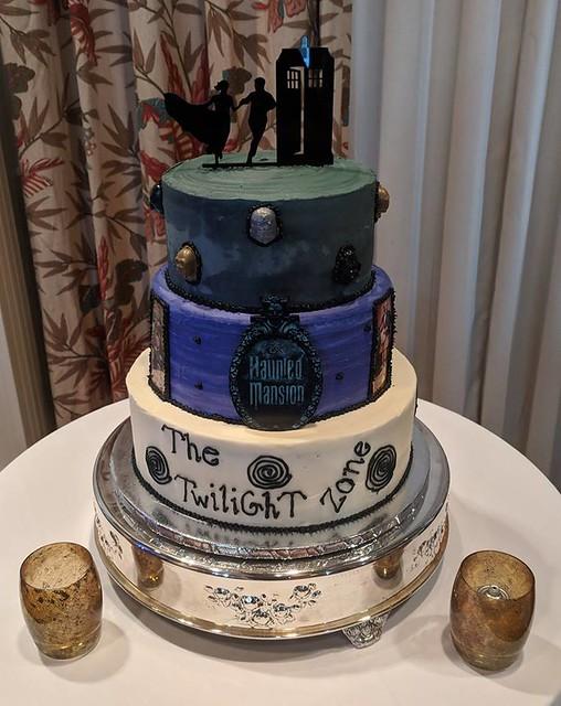 Cake by Jamie Henzmann of JamieCakes LLC
