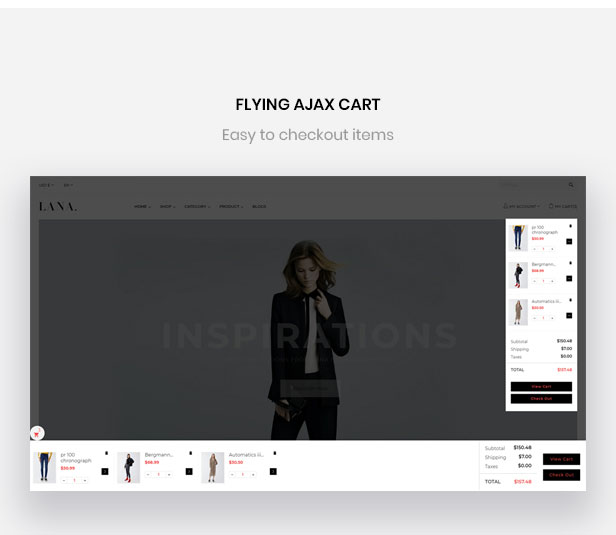 flying ajax cart-LEO SHOPSMART - HITECH, FURNITURE, FASHION, FOOD