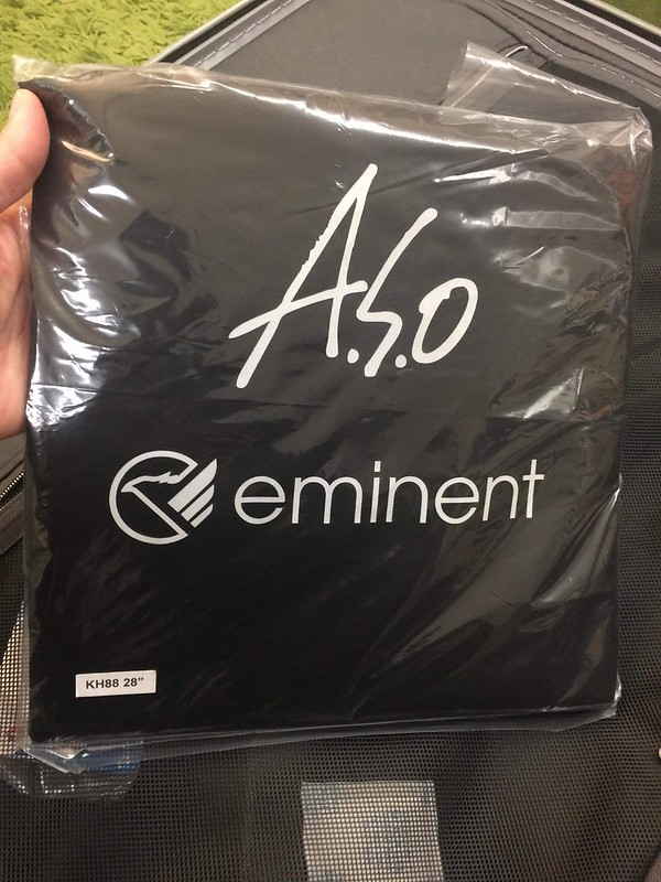 【A.S.O 阿瘦 × eminent 萬國通路】台灣品牌獨家聯名款好用行李箱