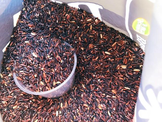 Black Rice by Jordan Farms