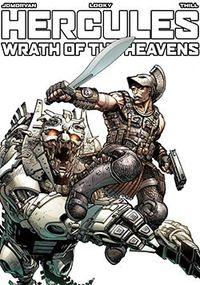 HERCULES: WRATH OF THE HEAVE