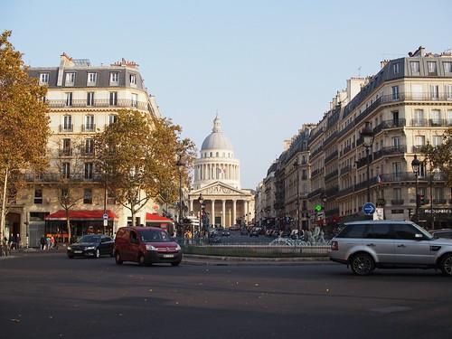 パリのバスの話