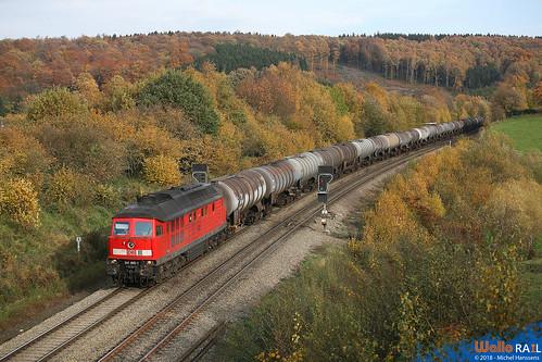 241 805 DB Cargo . Z 47068 . Gemmenich. 16.11.06.