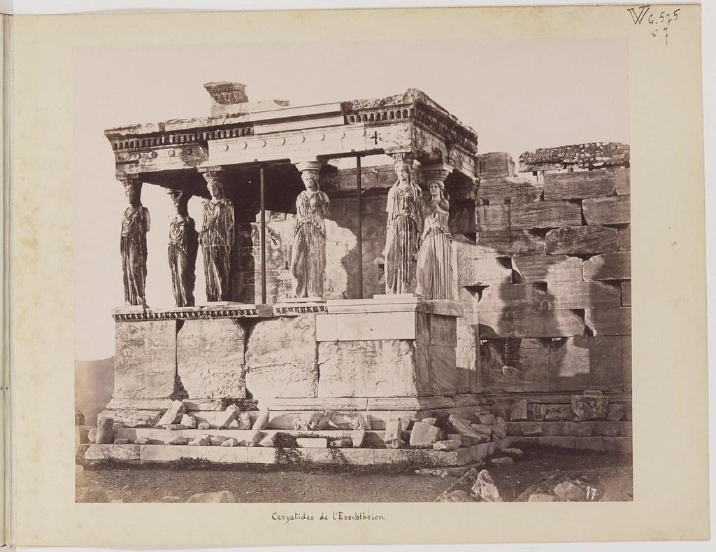 Альбом из 21 фото. из Афин и Пирея в 1880 году, подарок доктора Фювьера-14
