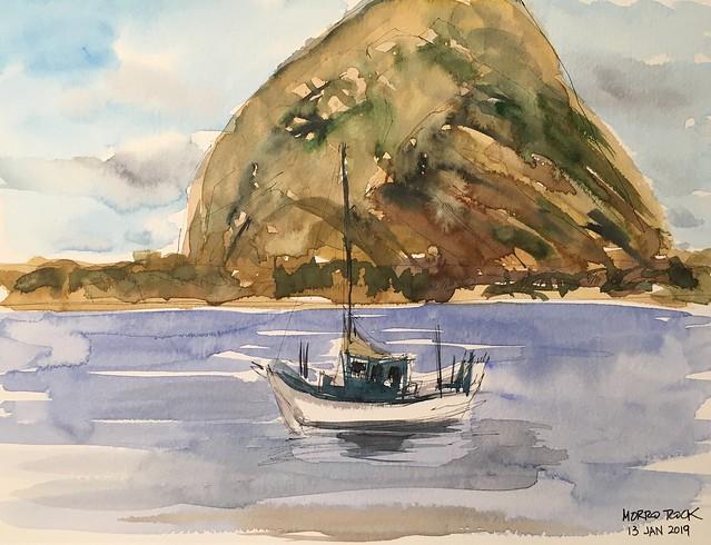 190113 Morro Rock