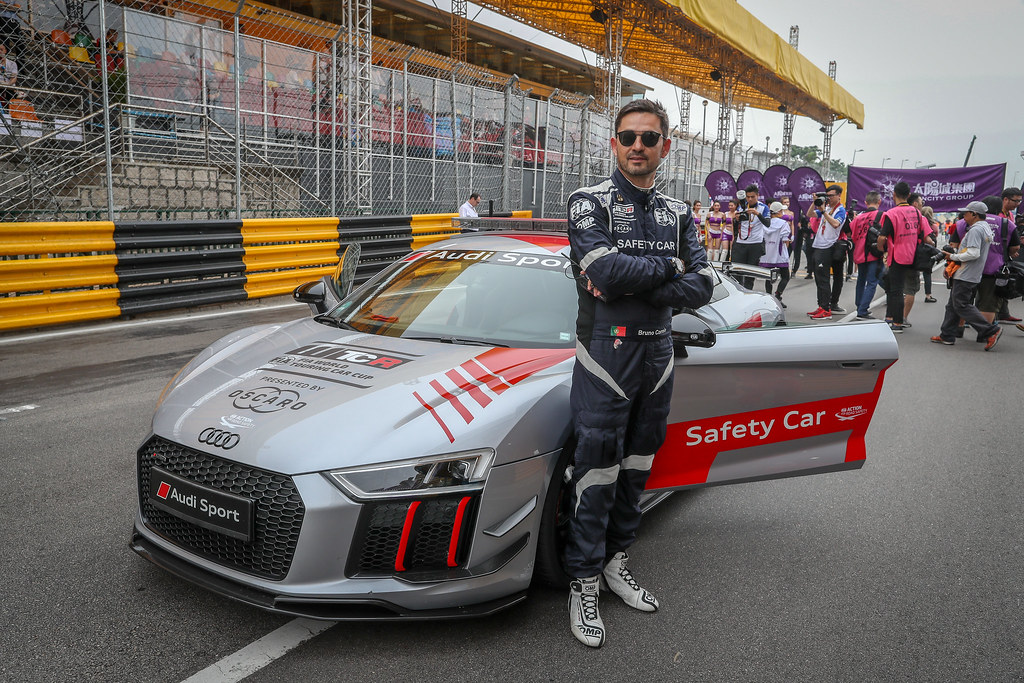 CORREIA Bruno during the 2018 FIA WTCR World Touring Car cup of Macau, Circuito da Guia, from november  15 to 18 - Photo Alexandre Guillaumot / DPPI