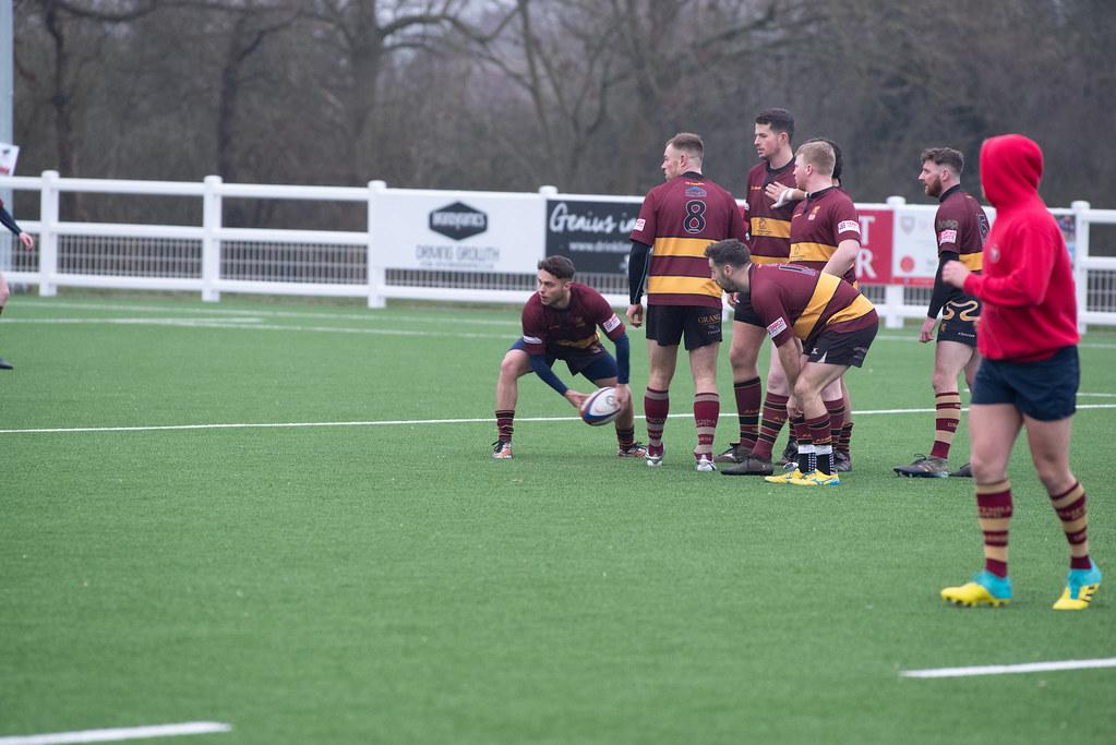 HRFC 2nd XV vs Ampthill 3rd XV