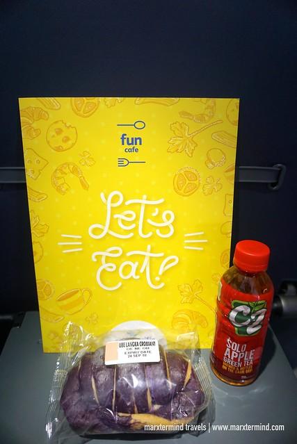 In-flight Snack Cebu Pacific Batanes