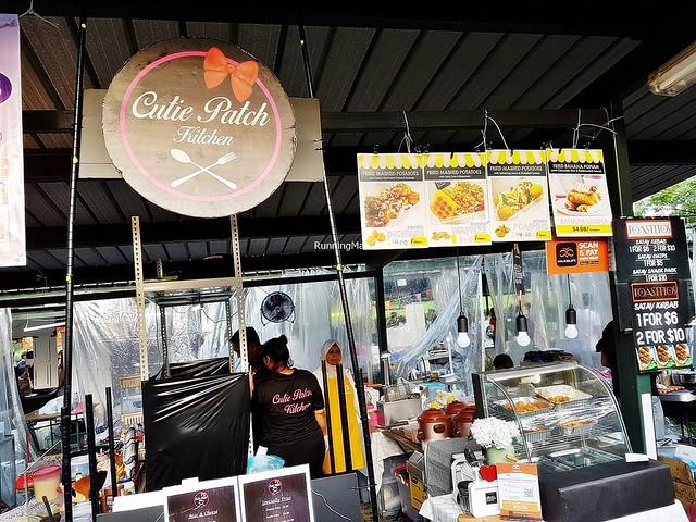 Stall 176 - Cutie Patch Kitchen Facade