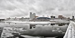 Челябинск, снег, ноябрь.