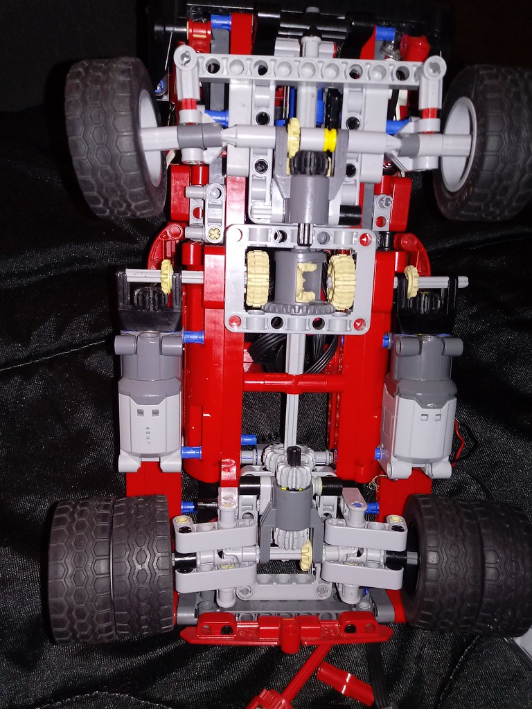 Lego Technic 8273 project