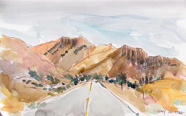 181124 Hwy 12 Utah