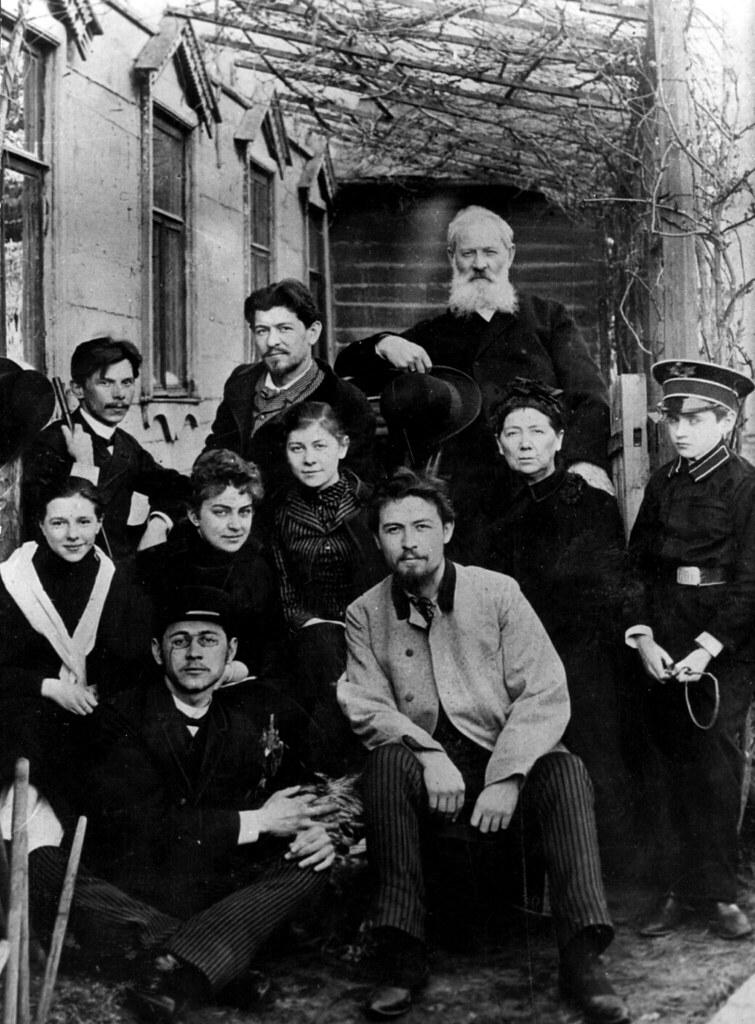 Деятели российской культуры. Часть 2