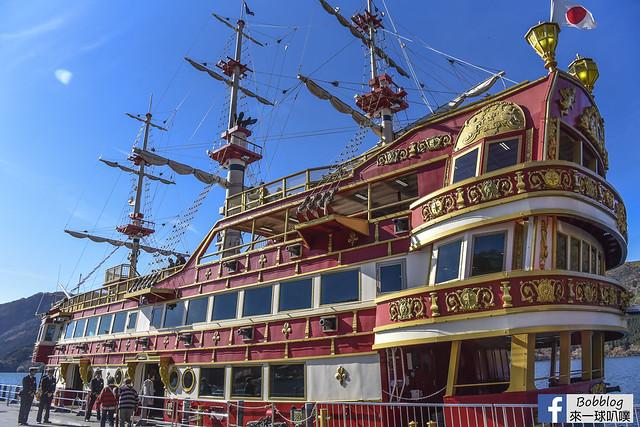 箱根海賊觀光船-6