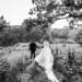 Vogue wedding Corey Tenold and Ashlee Walker's Wedding. Váy cưới công chúa Meera Mera Bridal.