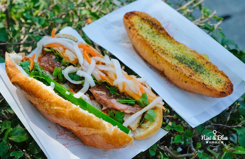 越南法國麵包工藝.第二市場03