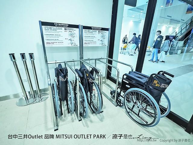 台中三井Outlet 品牌 MITSUI OUTLET PARK 43