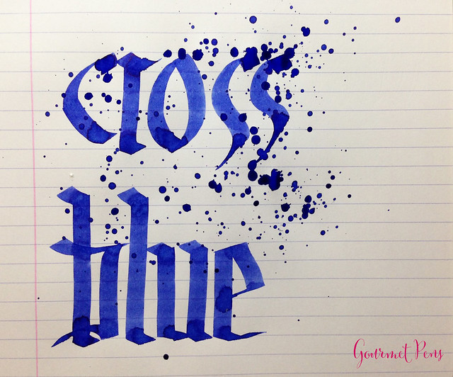 Cross Blue Ink 8
