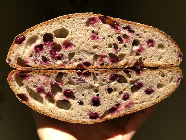 Pomegranate Loaf