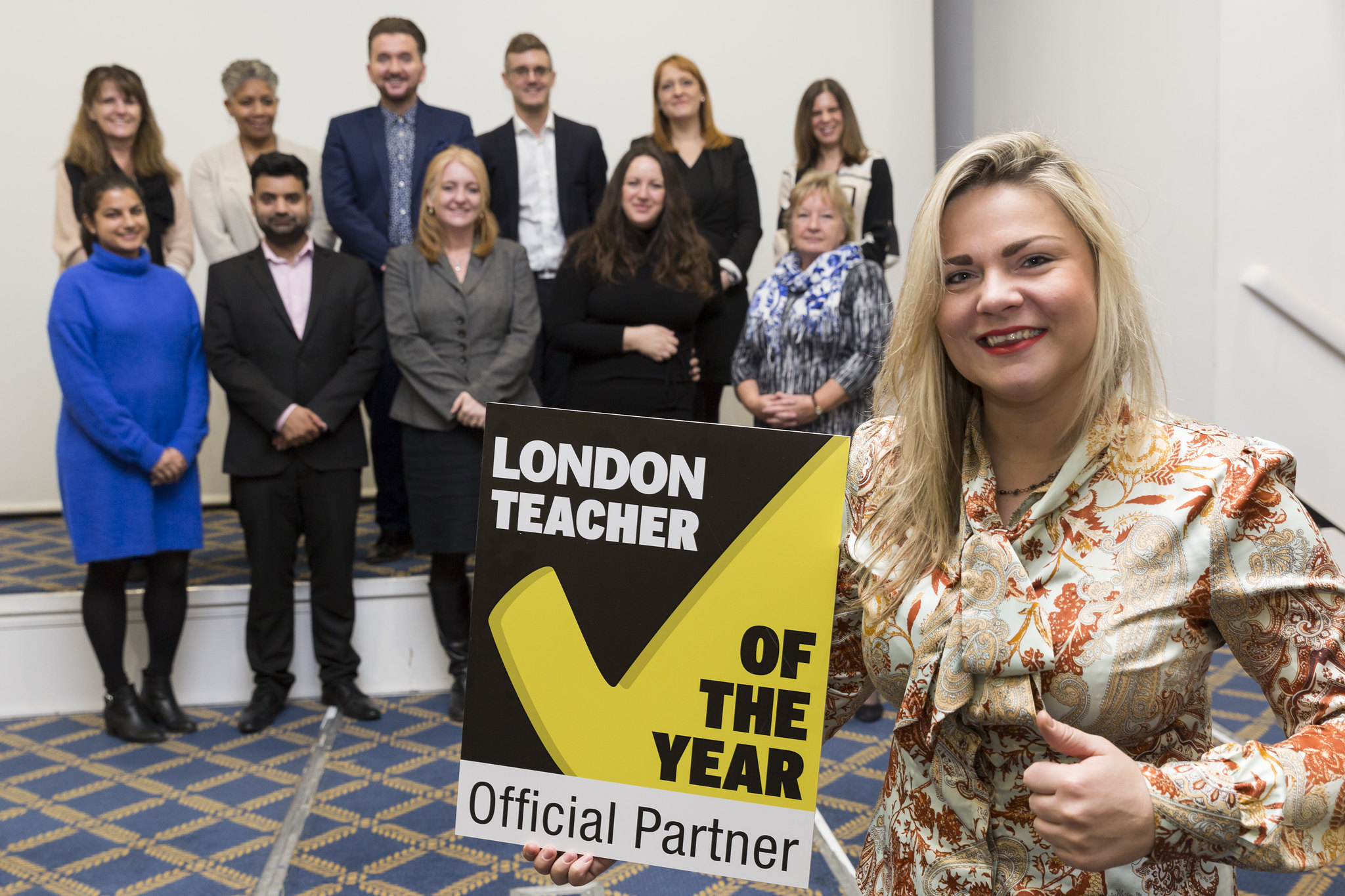 London Teacher of the Year Awards 2019 launch event