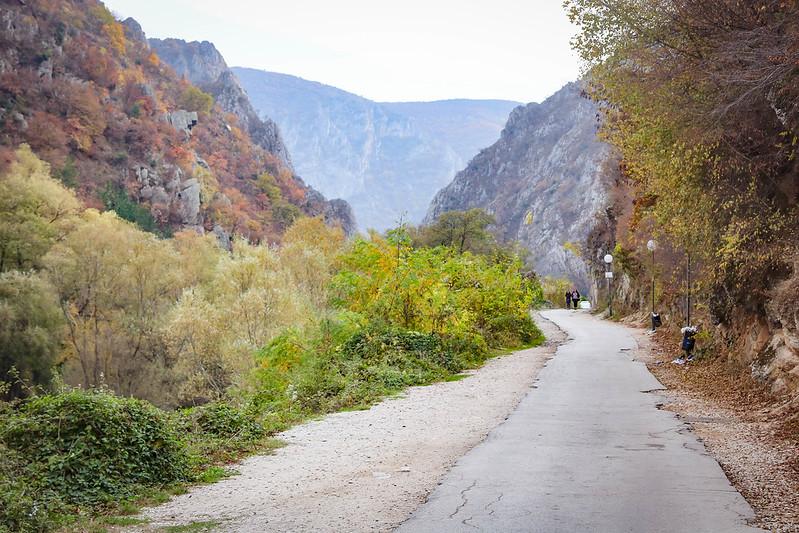 Matka Canyon, Macédoine Macédoine-109