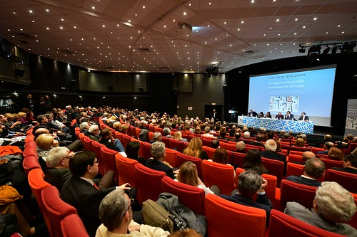 CS0_6141_20.12.2018_Παρουσίαση του βιβλίου του Ευ. Βενιζέλου: Η  Δημοκρατία μεταξύ συγκυρίας και Ιστορίας