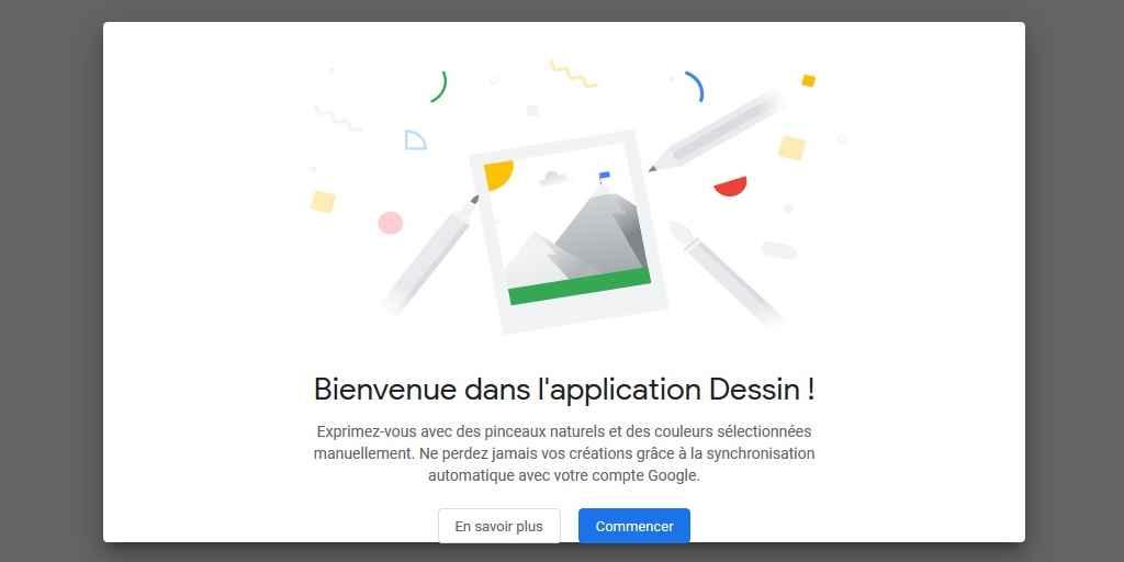 Chrome Canvas vous permet de griffonner dans votre navigateur