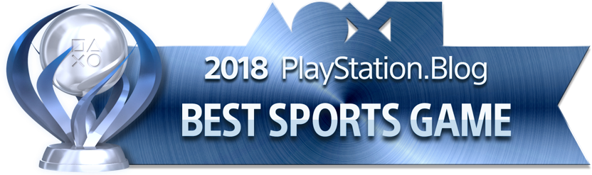 Best Sports Game - Platinum