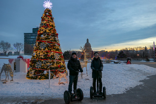 Legislature Lights Segway Tour