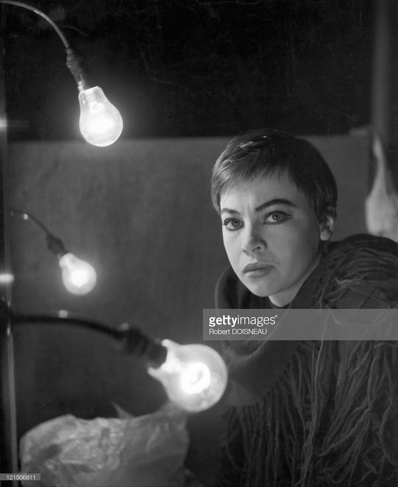 1954. Карон, французская артистка балета и актриса