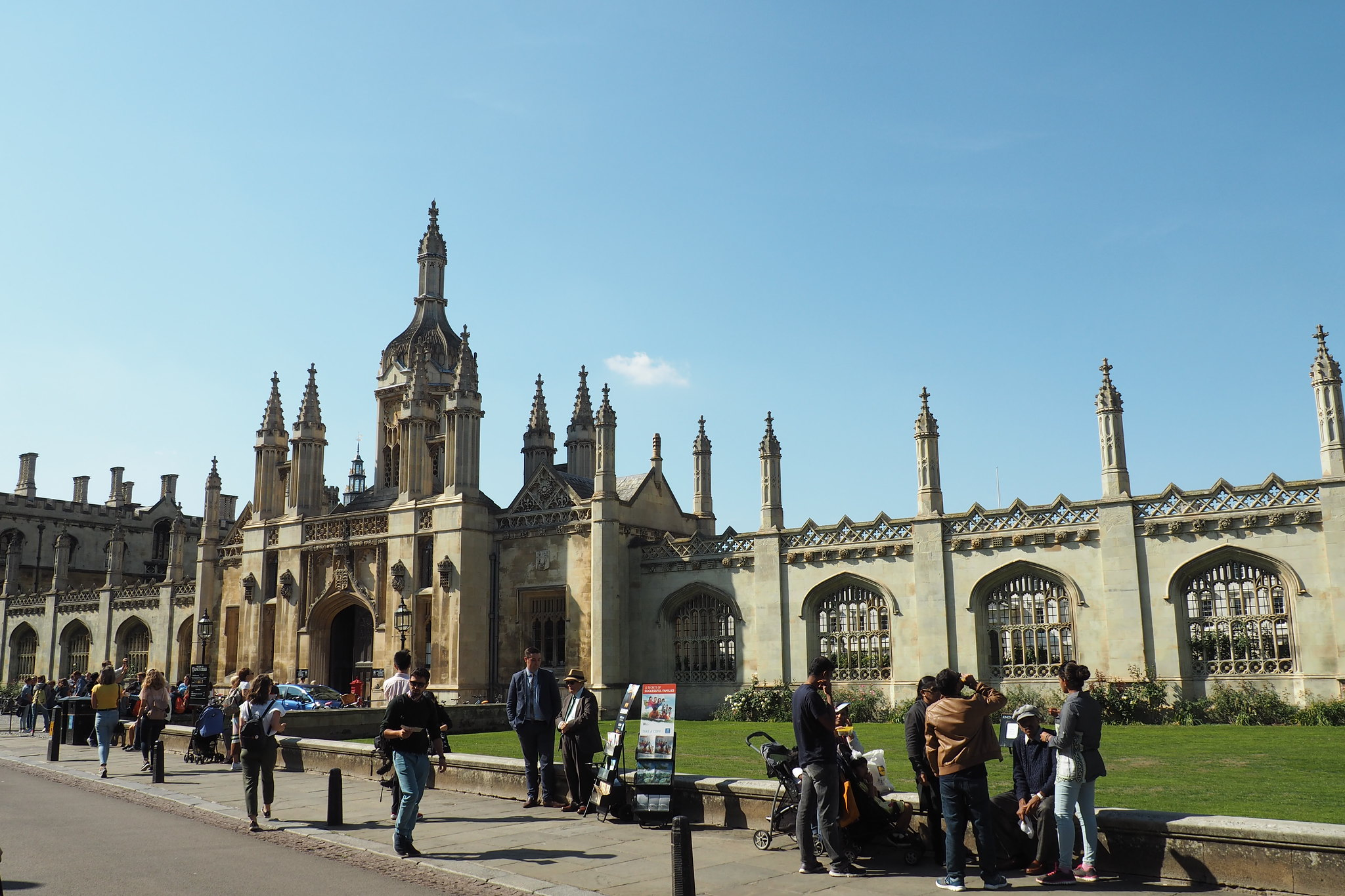 Cambridge Kings College 2