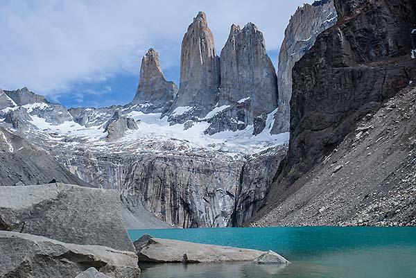 Base Torres del Paine (LATAM)