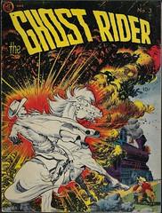 Ghost Rider (Scotland Edition) 1952
