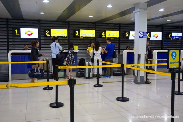 Checking In at NAIA Terminal 4 Flight to Batanes