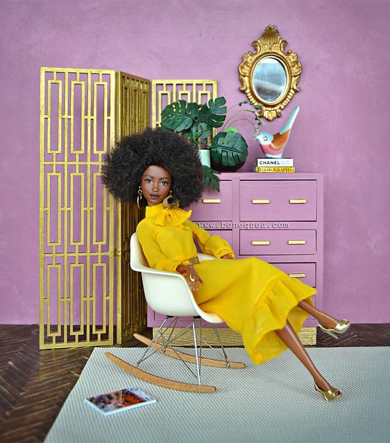 Nuevo diorama, reciclando muebles viejos