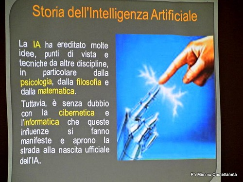 ute intelligenza artificiale Floriana Esposito
