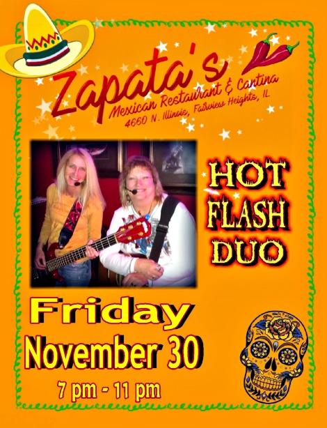 Hot Flash Duo 11-30-18