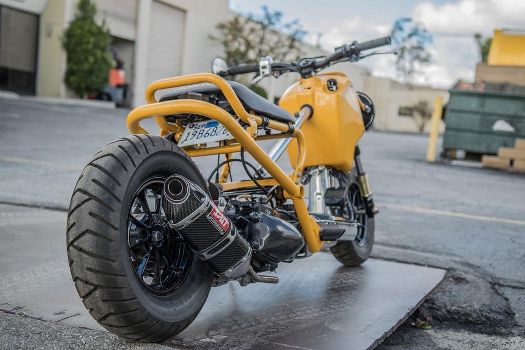Larrys GET Big Bore Ruckus - DROWsports Blog | Honda Yamaha