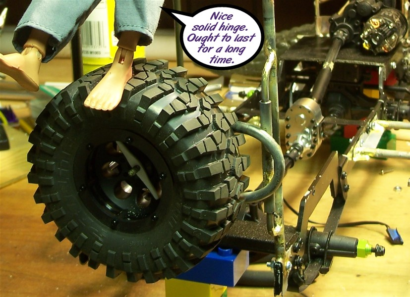 Building an RC sixth scale Jeep 30956904047_de654b6849_o