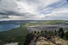 Paulina Peak, Newberry National Volcanic Monument, OR