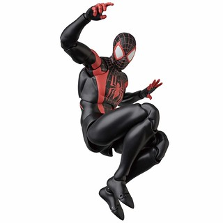 MAFEX 《終極蜘蛛人》「蜘蛛人 (麥爾斯·莫拉雷斯)」登場!マフェックス No.092 スパイダーマン (マイルズ モラレス)