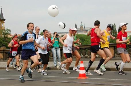 PLÁN: Zaběhněte jarní maraton za 3:45
