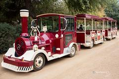 Farm Tractor Train 7534