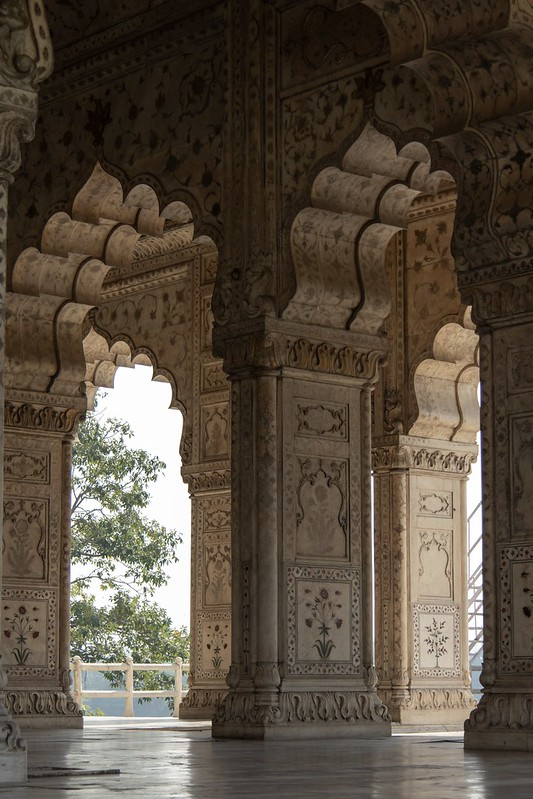 Diwan-i-Khan: Red Fort, Delhi
