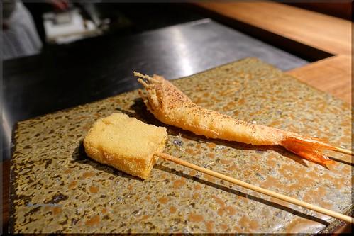 Photo:2018-11-19_T@ka.の食べ飲み歩きメモ(ブログ版)_落ち着いた空間で楽しめる串と日本料理の数々を【恵比寿】こがね_04 By:logtaka