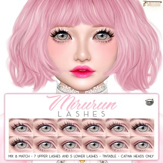 Mirurun Lashes @ Gothical