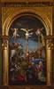 Crocefissione Lorenzo Lotto