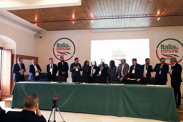 sindaci Italia in Comune