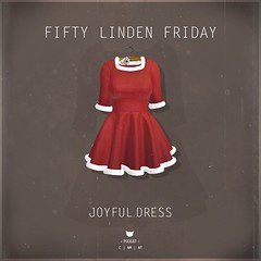 Joyful.Dress Christmas - FLF